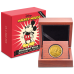 2020 Disney STEAMBOAT WILLIE 1928 - Niue 25 dollars 1/4oz gold coin