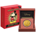 2020 Disney STEAMBOAT WILLIE 1928 - Niue 250 dollars 1oz gold coin