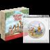 2021 Disney Classics WINNIE THE POOH & FRIENDS - Niue 2 dollars 1oz silver coin