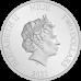 2021 Disney Fantasia THE SORCERER'S APPRENTICE - Niue 2 dollars 1 oz silver coin