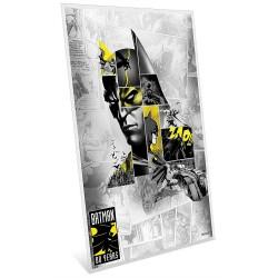 Niue 1 dollar 2019 Silver Coin Note - DC Comics - Batman 80 years