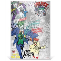 Niue 1 dollar 2019 Silver Coin Note - DC Comics - Batman Villains - 1 The Joker