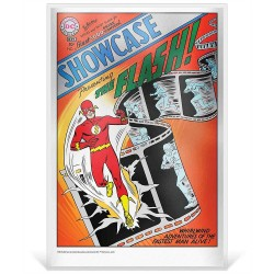 DC Comics - 35g Pure Silver Foil 5 - Showcase #4 The Flash