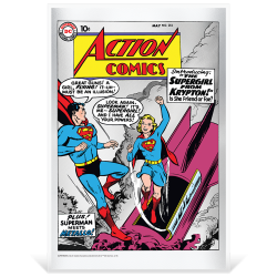 DC Comics - 35g Pure Silver Foil 7  - Action Comics #252