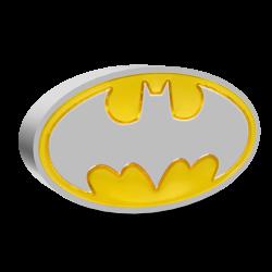 2021 Batman Logo - DC Comics Logos 4™ - Niue 2 dollars 1 oz silver coin