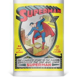 DC Comics - 35g Pure Silver Foil 4 - Superman #1