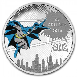 Canada 20 dollars 2016 DC Comics - Batman™ - 1oz silver coin