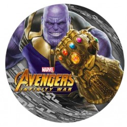 2018 Marvel THANOS Avengers Infinity War - Fiji 2 dollars 2 oz silver proof coin
