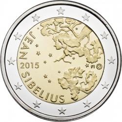 Finland 2 euro 2015 'Jean Sibelius' UNC