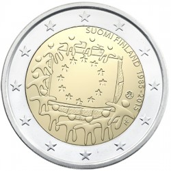 Finland 2 euro 2015 'Europese Vlag' UNC