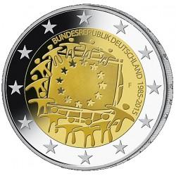 Duitsland 2 euro 2015 'Europese Vlag' UNC