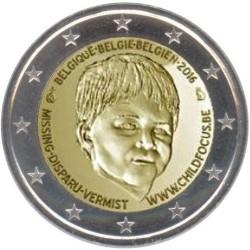 Belgie 2 euro 2016 'Child Focus' UNC