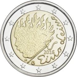 Finland 2 euro 2016 'Eino Leino' UNC