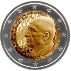 Griekenland 2 euro 2016 'Dimitri Mitropoulos' UNC