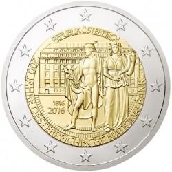 Oostenrijk 2 euro 2016 'Nationale Bank' UNC