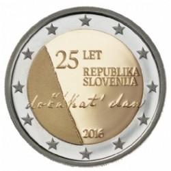 Slovenie 2 euro 2016 'Onafhankelijkheid' UNC