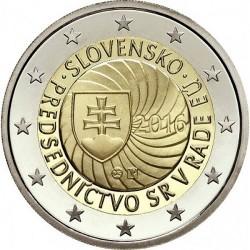 Slowakije 2 euro 2016 'Voorzitterschap EU' UNC
