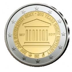 Belgie 2 euro 2017 'Universiteit van Gent' UNC