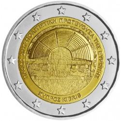 Cyprus 2 euro 2017 'Paphos' UNC
