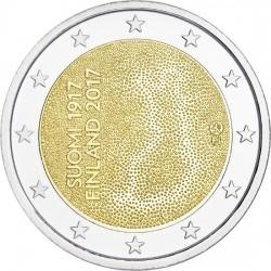 Finland 2 euro 2017 '100 jaar Onafhankelijkheid' UNC