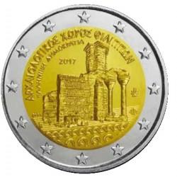 Griekenland 2 euro 2017 'Philippi' UNC