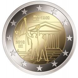 Belgie 2 euro 2018 'Mei-opstand 1968' UNC
