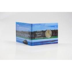Estland 2 euro 2018 'Onafhankelijkheid' BU coincard
