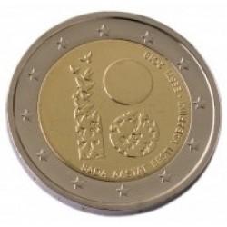 Estland 2 euro 2018 'Onafhankelijkheid' UNC
