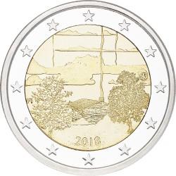 Finland 2 euro 2018 'Finse Sauna Cultuur' UNC