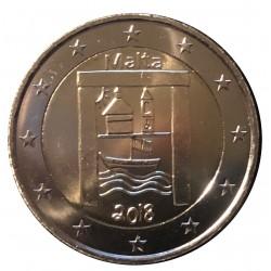 Malta 2 euro 2018 'Cultural Heritage' UNC