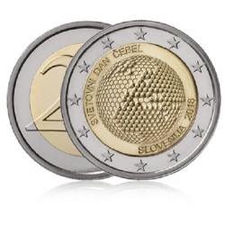 Slovenie 2 euro 2018 'Wereld Bijendag' UNC