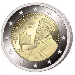 Belgie 2 euro 2019 Pieter Bruegel - UNC
