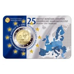 Belgie 2 euro 2019 EMI - BU Coincard Frans