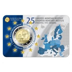 Belgie 2 euro 2019 EMI - BU Coincard