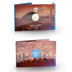 Estland 2 euro 2019 Songfestival BU coincard