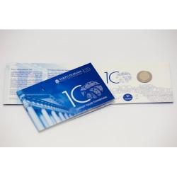 Estland 2 euro 2019 Universiteit van Tartu BU coincard