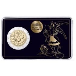 Frankrijk 2 euro 2019 Asterix BU in coincard 1 (Asterix)