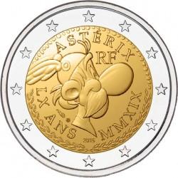 Frankrijk 2 euro 2019 Asterix UNC