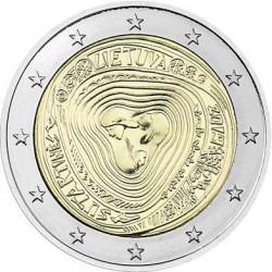 Litouwen 2 euro 2019 Sutartines UNC