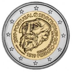 Portugal 2 euro 2019 Ferdinand Magellan UNC