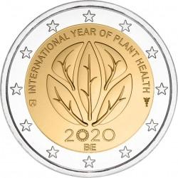 Belgie 2 euro 2020 Plantengezondheid UNC
