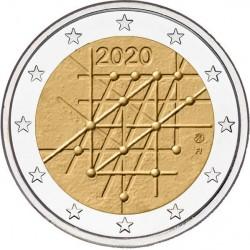 Finland 2 euro 2020 Universiteit Turku UNC