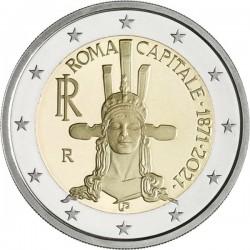 Italie 2 euro 2021 Rome UNC