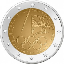 Portugal 2 euro 2021 Olympische Spelen Zomer UNC