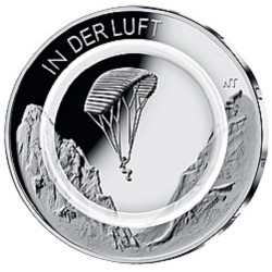 Duitsland 10 euro 2019 In der luft UNC