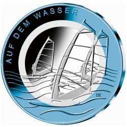 Duitsland 10 euro 2021 Op Het Water UNC