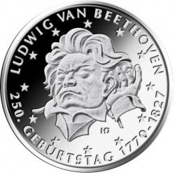 Duitsland 20 euro 2020 F Ludwig von Beethoven UNC