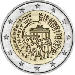 Duitsland 2 euro 2015 '25 jaar Duitse Eenheid' UNC