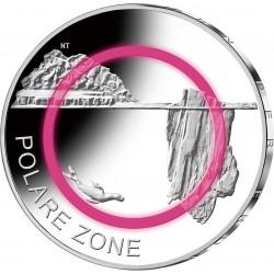 Duitsland 5 euro 2021 Polaire Zone UNC