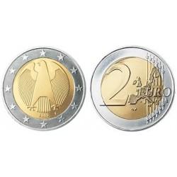 Duitsland 2 euro 2002 UNC - type 1